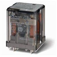 Przekaźnik mocy 16a 2 co (dpdt) 24 v dc  62.22.9.024.4000 marki Finder