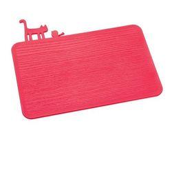 Koziol Deska do krojenia (czerwona)  (4002942187814)