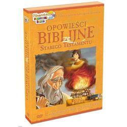 Opowieści biblijne ze starego testamentu (box 4 płyt dvd), marki Praca zbiorowa