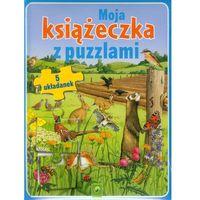 MOJA KSIĄŻECZKA Z PUZZLAMI 5 UKŁADANEK, Schwager & Steinlein Verlag