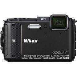Nikon Coolpix AW130, cyfrówka bez wizjera