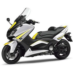 Zestaw naklejek PUIG do Yamaha T-Max 530 12-15 (złote 7847), towar z kategorii: Pozostałe akcesoria motocykl