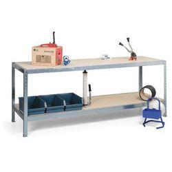 Stół do pakowania, długość 2000 mm