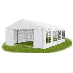 Das company 6x8x2m wzmocniony pawilon ogrodowy namiot imprezowym cateringowy, konstrukcja summer plus - 48m2