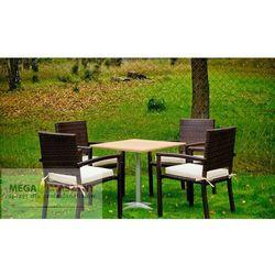 Bello giardino zestaw mebli stołowych carino