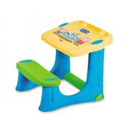 peppa stolik z krzesełkiem marki Smoby