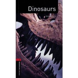 Dinosaurs + CD The Oxford Bookworms Library Factfiles Stage 3 (1000 Headwords), rok wydania (2012)
