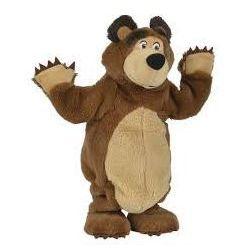masza i niedźwiedź - pluszowy tańczący niedźwiedź marki Simba