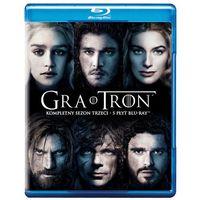 Gra o tron. sezon 3 (5 bd) marki Galapagos films