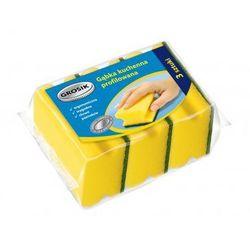 Sarantis jan niezbędny grosik gąbka kuchenna profilowana 3szt (5900536259161)