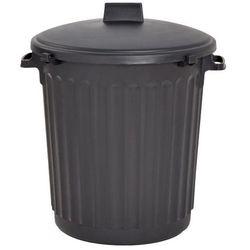 Pojemnik do segregacji odpadów 80 l czarny