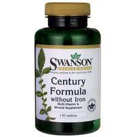 Tabletki Century Formula z żelazem 130 tabl