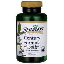 Century Formula z żelazem 130 tabl (tabletki)