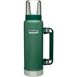 Termos Stanley 10-01032-001, Pojemność: 1300 ml, 975 g, Kolor: zielony, Vakuum-Flasche Classic
