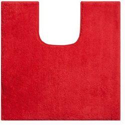 Grund Dywanik łazienkowy MANHATTAN, ruby czerwony, 55x55cm (8590507351030)