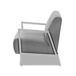 Gallix sofa klubowa dwuosobowa - stelaż bukowy