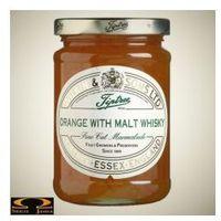 Angielska konfitura pomarańczowa z whisky  od producenta Wilkin & sons