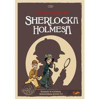 Cztery śledztwa Sherlocka Holmesa Komiks paragrafowy, Shuky Shuky