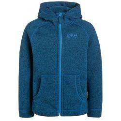 Jack Wolfskin CARIBOU LODGE Kurtka z polaru glacier blue - produkt z kategorii- kurtki dla dzieci