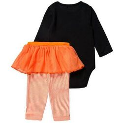 Carter's HALLOWEEN SET Body black/orange (0888767831521)