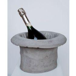 Seletti :: doniczka chapeau cilindro concrete - wzór 2