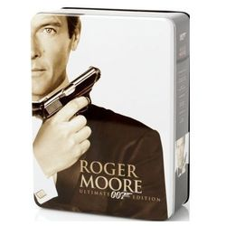 007 Bond Collection - Roger Moore (7xDVD) - Lewis Gilbert, John Glen, Guy Hamilton (film)