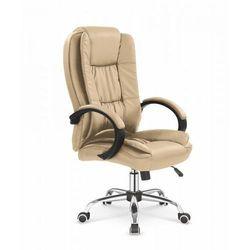 Fotel gabinetowy Relax beżowy