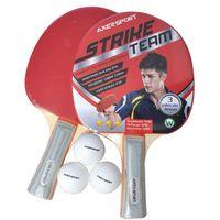 Komplet do tenisa stołowego strike team marki Axer sport