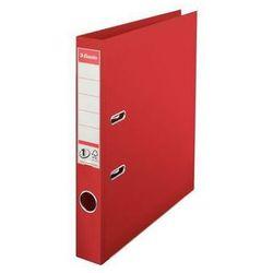 segregator z mechanizmem standard no. 1 power, a4 50mm, czerwony marki Esselte