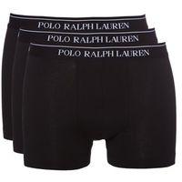 Ralph Lauren Bokserki 3-pak Czarny XXL (4045235823983)