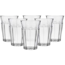 DURALEX PICARDIE Komplet 6 szklanek 360 ml