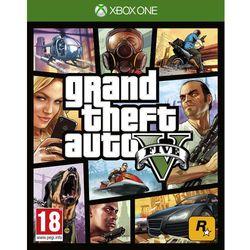 GTA 5 z kategorii [gry Xbox One]