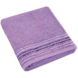 ręcznik kąpielowy fiona fioletowy, 70 x 140 cm wyprodukowany przez Bellatex
