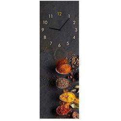 Zegar ścienny STYLER Spices BH003 Wielobarwny (5902841504875)
