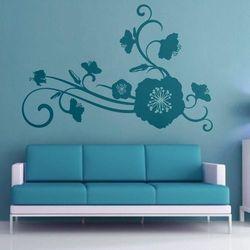 szablon malarski kwiaty 1192