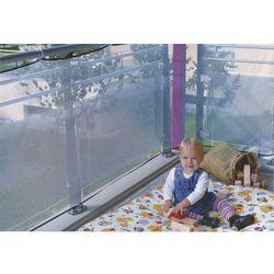 Reer Siatka zabezpieczająca na balkon 71743 kolor biały (4013283717431)