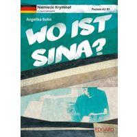 Niemiecki Kryminał z ćwiczeniami Wo ist Sina?, Bohn Angelika