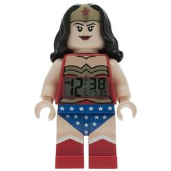 9009877 Budzik LEGO Super Heroes Wonder Woman