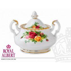 old country rose cukiernica z pokrywką 0,35l marki Royal albert