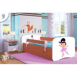 Łóżko dziecięce Kocot-Meble BABYDREAMS Tancerka Kolory Negocjuj Cenę
