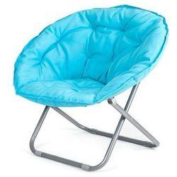 fotel składany anzio niebieski marki Happy green