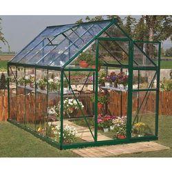 Szklarnia z poliwęglanu Harmony Green 1,85 x 3,1 m Palram - produkt z kategorii- Szklarnie