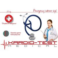 Stetoskop kardiologiczny kt-sf 501 marki Hi-tech medical kardio-test