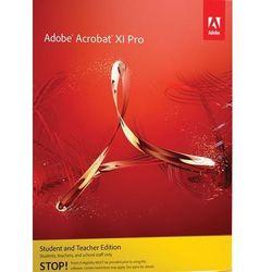 Adobe Acrobat XI Pro PL Win – wersja dla uczniów i nauczycieli z kategorii Programy graficzne i CAD