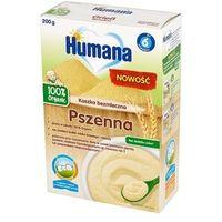 Humana 100% Organic Kaszka bezmleczna pszenna po 6 m-cu, NN-ZHU-P320-001