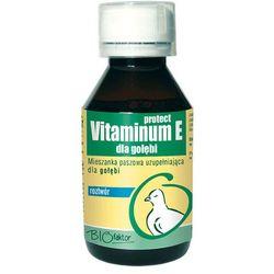 vitaminium e protect - preparat dla gołębi 100ml wyprodukowany przez Biofaktor