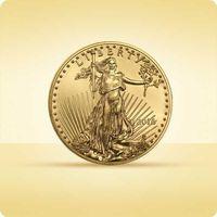 United states mint Amerykański orzeł 1 uncja złota
