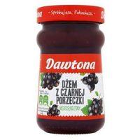 Dżem z czarnej porzeczki niskosłodzony 280 g Dawtona
