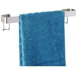 Wenko Wieszak na ręczniki premium plus - stal nierdzewna,