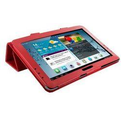 Etui do tabletu  galaxy tab 2, folded case, 10, czerwone 9083 darmowy odbiór w 16 miastach! wyprodukowany przez 4world